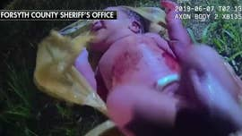 Georgia sheriff pleads for help in identifying family of baby abandoned in woods