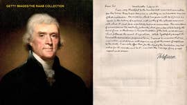 Newly discovered Thomas Jefferson letter describes the Revolutionary War's impact on the 'history of mankind'