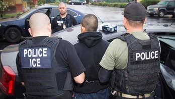 ICE releases list of illegal immigrants let go from prison under sanctuary city laws