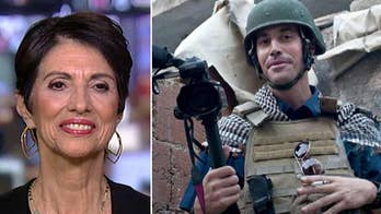 James Foley's mother praises improvements in government coordination with families of US hostages