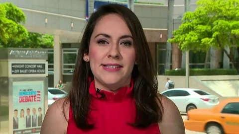 DNC communications director previews first Dem debate