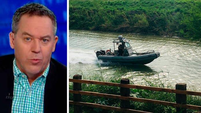 Gutfeld on the hypocrisy of the media around the border