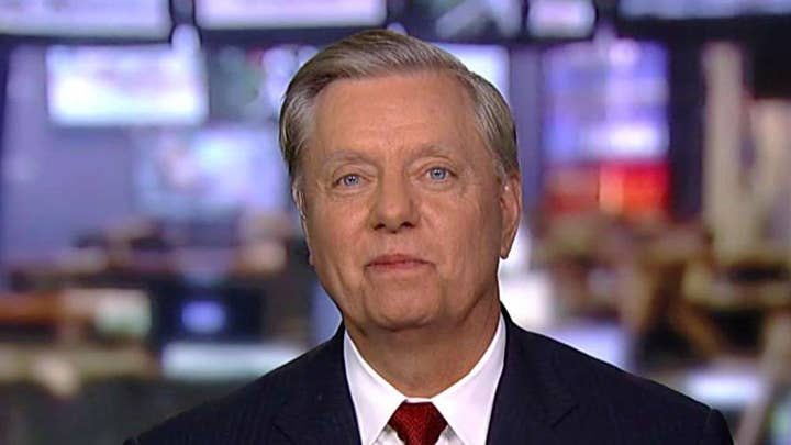Sen. Graham: Mueller testifying will blow up in House Democrats' faces