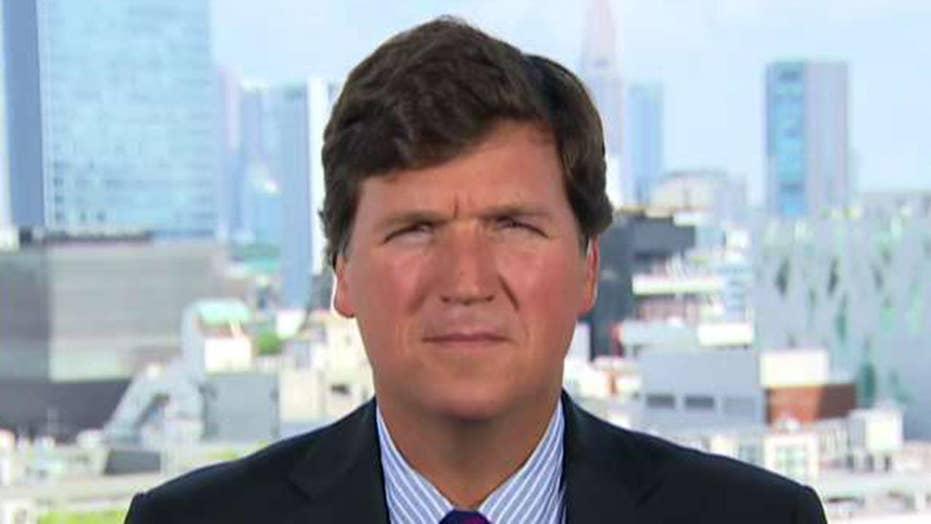 Tucker: Media jump on latest Trump accusation