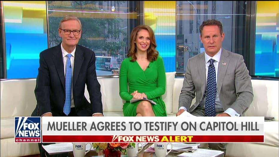 Kilmeade on Robert Mueller testifying: It's 'back to the future,' will be hyped 'like Ali-Frazier'