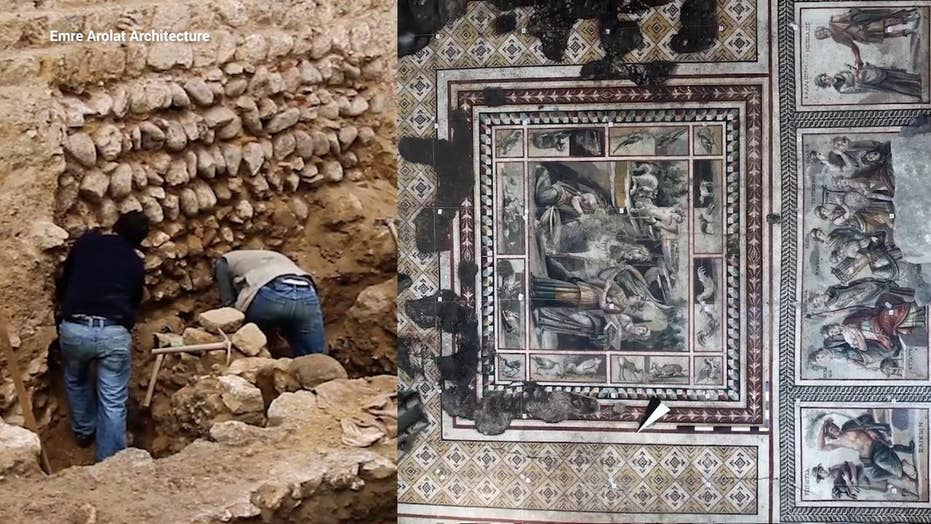 Antakya Museum Hotel: What happens when you find ancient ruins under your hotel