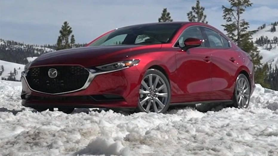 2019 Mazda3 AWD test drive