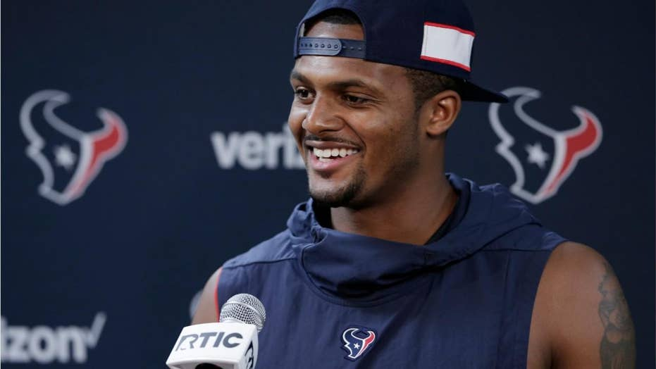 Houston Texans QB Deshaun Watson takes part in life-changing activities in Israel