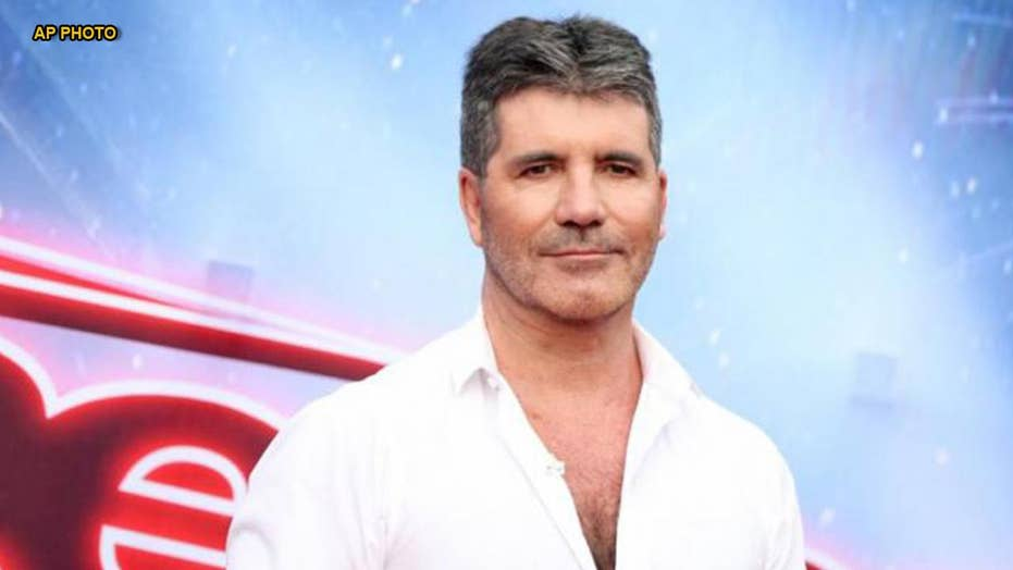 Simon Cowell shows off dramatic weight loss after losing 20 lbs