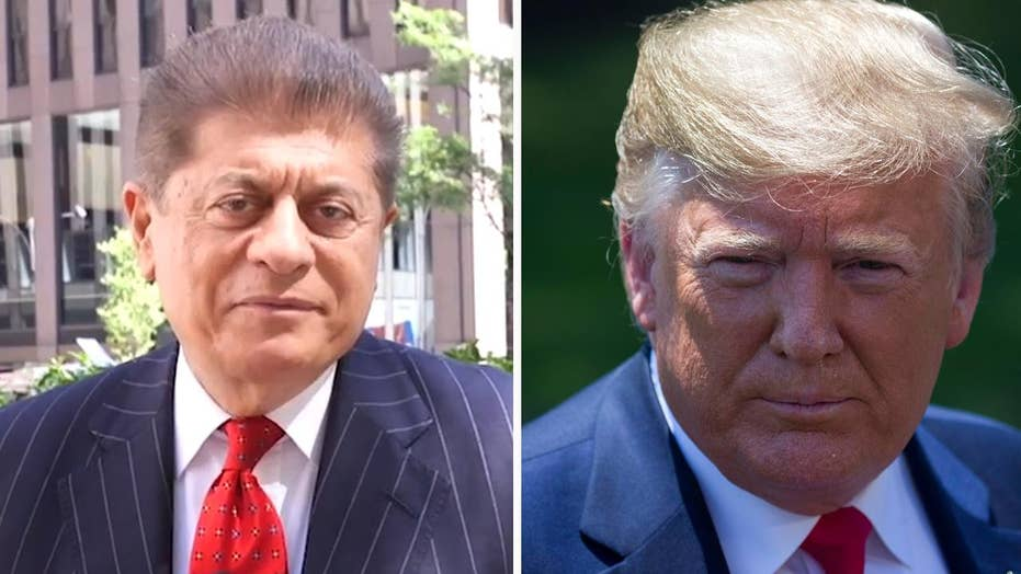 Image result for Fox News senior judicial analyst Andrew Napolitano trump