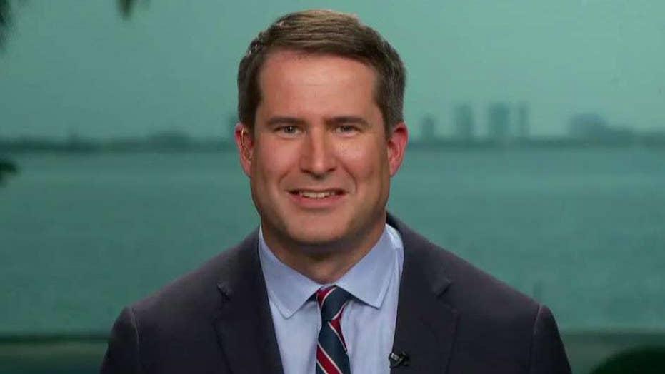 Presidential candidate Rep. Seth Moulton on Democratic debate snub