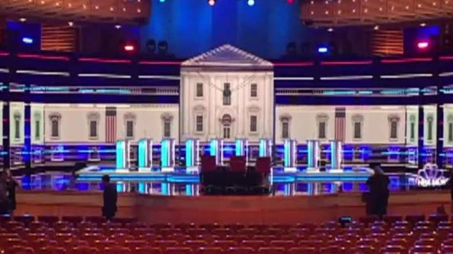 Immigration expected to be hot topic at first Democratic presidential debate