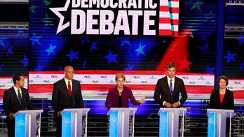 Adam Brandon: Either 71 percent of Americans are wrong or 10 Dem 2020 hopefuls are -- My money is on the Dems