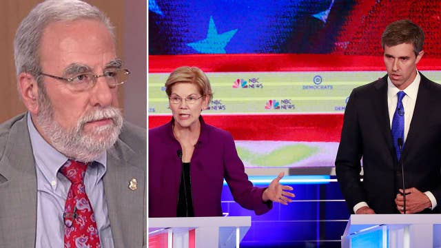What did 2020 Democrats have to say about immigration during their first debate?