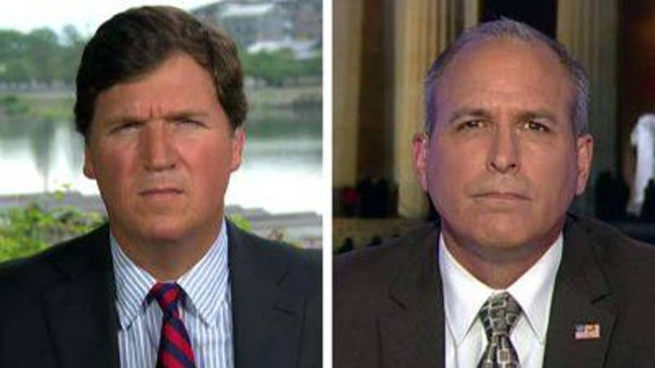 Tucker Carlson and Mark Morgan on border crisis