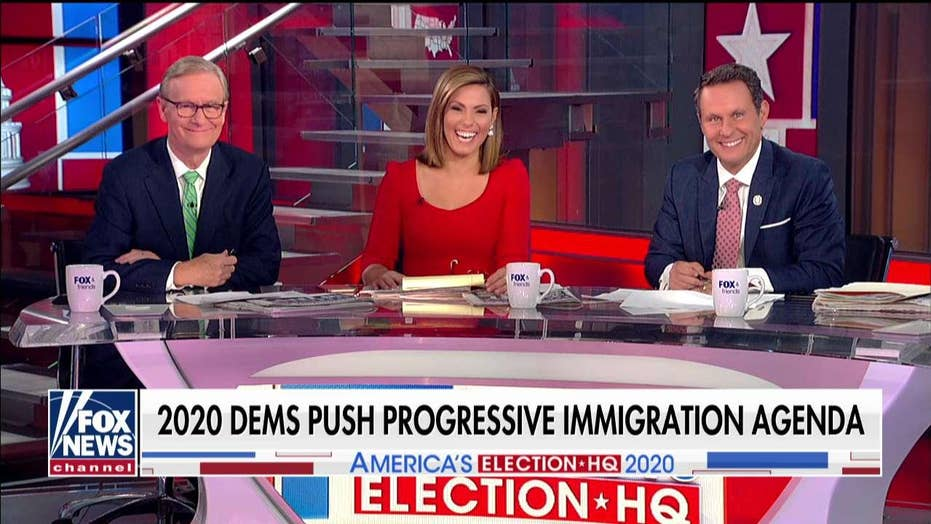 'Fox & Friends' on the first 2020 Democratic presidential debate.