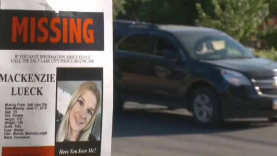 Police search home near where missing Utah college student was last seen