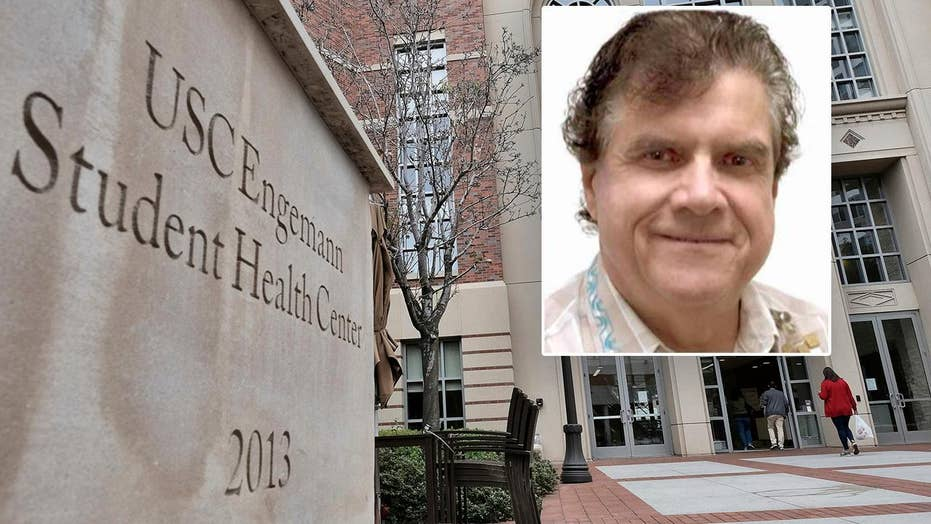 Former USC gynecologist charged with sexually assaulting 16 women