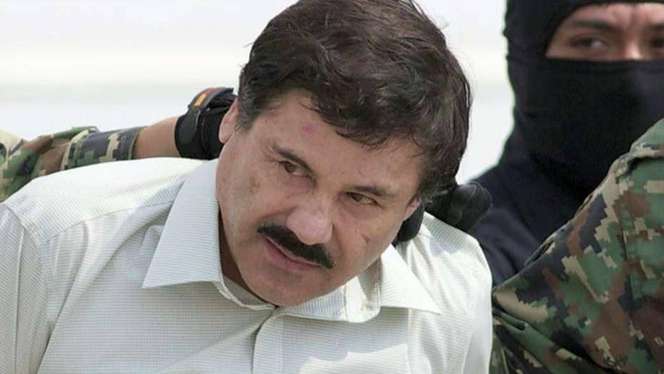 اسناد دادگاه نشان می دهد جزئیات تکان دهنده از خشونت ادعا Joakin 'El Chapo' Guzman