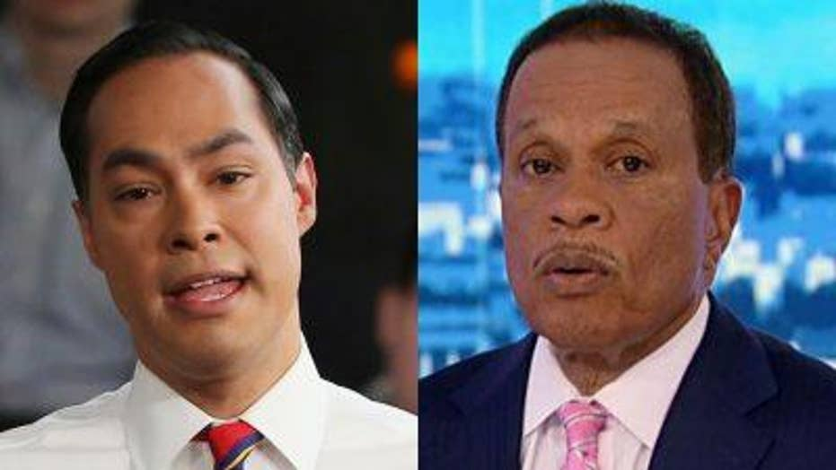 Juan Williams on Julian Castro at 2020 Democratic debate