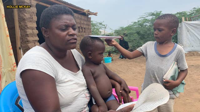 Shunned Congolese refugee speaks out on raising a son born out of rape