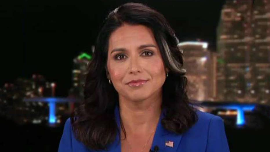 Rep. Gabbard: There's more to foreign relationships that war, sanctions