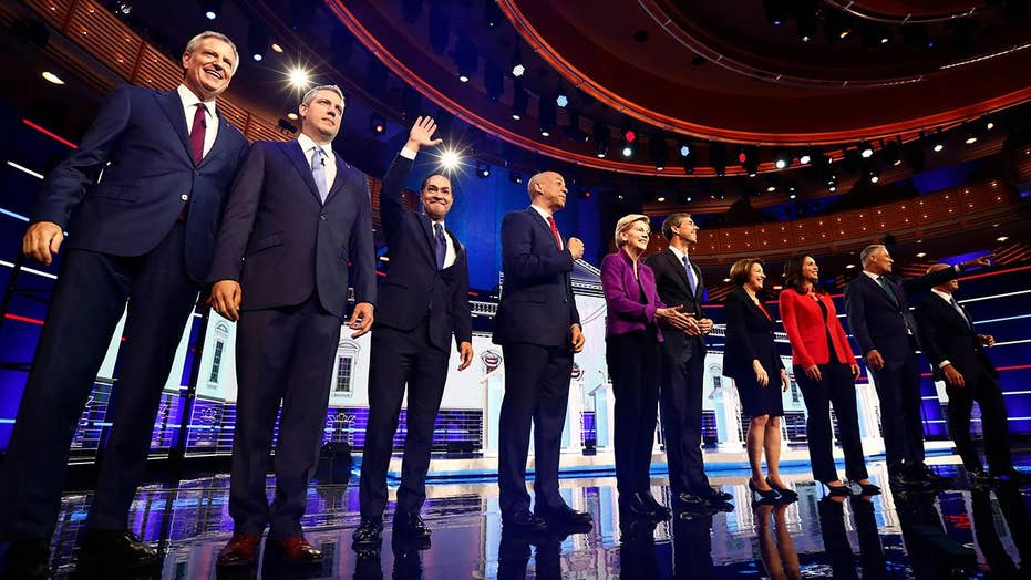 Liberal media underwhelmed by Democrats' debate performance