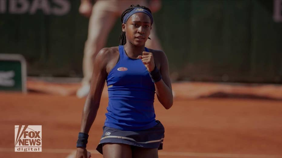 Florida tennis prodigy Cori Gauff, 15, becomes the youngest player to ever qualify for the Wimbledon