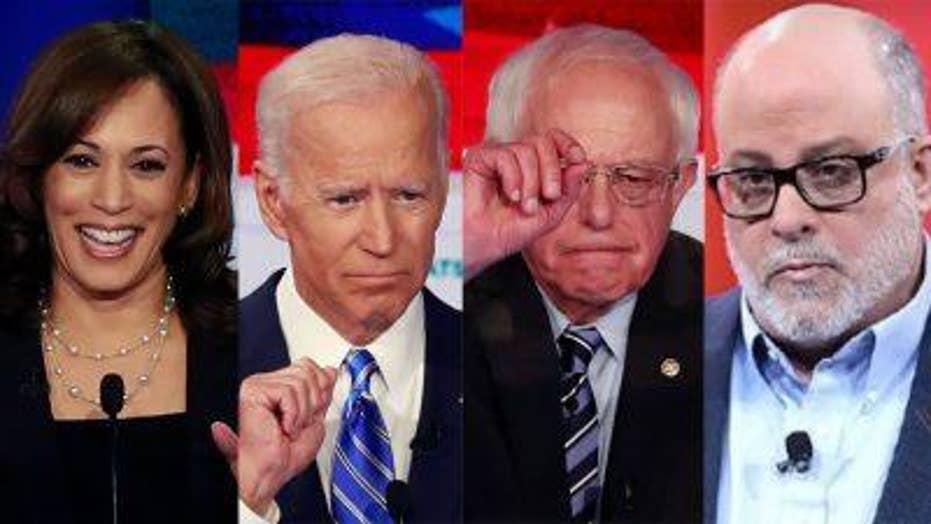 Mark Levin monologue on 2020 Democrats' 'socialist' policies