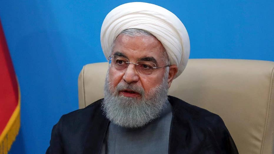 Iran looks to nuclear deal partners for sanctions relief