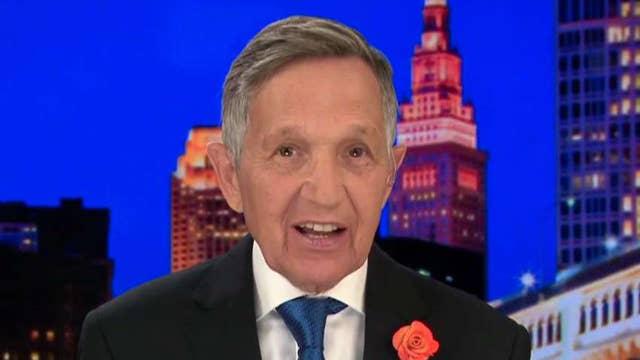 Dennis Kucinich on 2020 Democratic debates