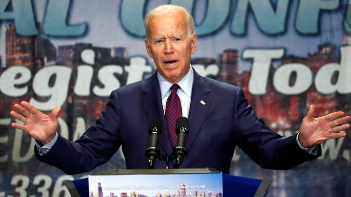 Biden on race relations: Kid wearing a hoodie may…not be a gangbanger
