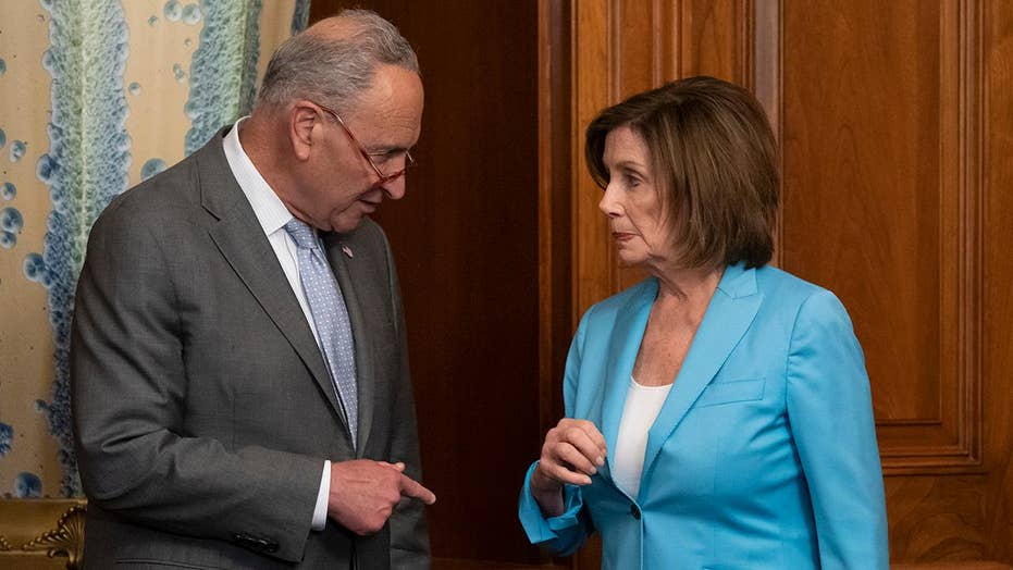 Washington Post reports there is a rift between Pelosi and Schumer over the border bill
