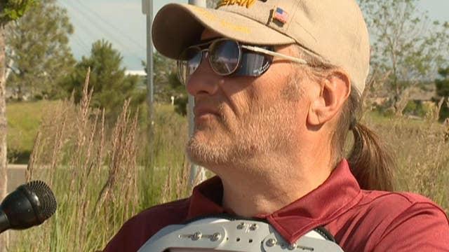 Colorado Veterans Project donates car to homeless, ill veteran