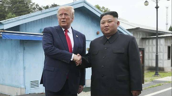 Eric Shawn: President Trump, Kim Jong Un… and Otto Warmbier