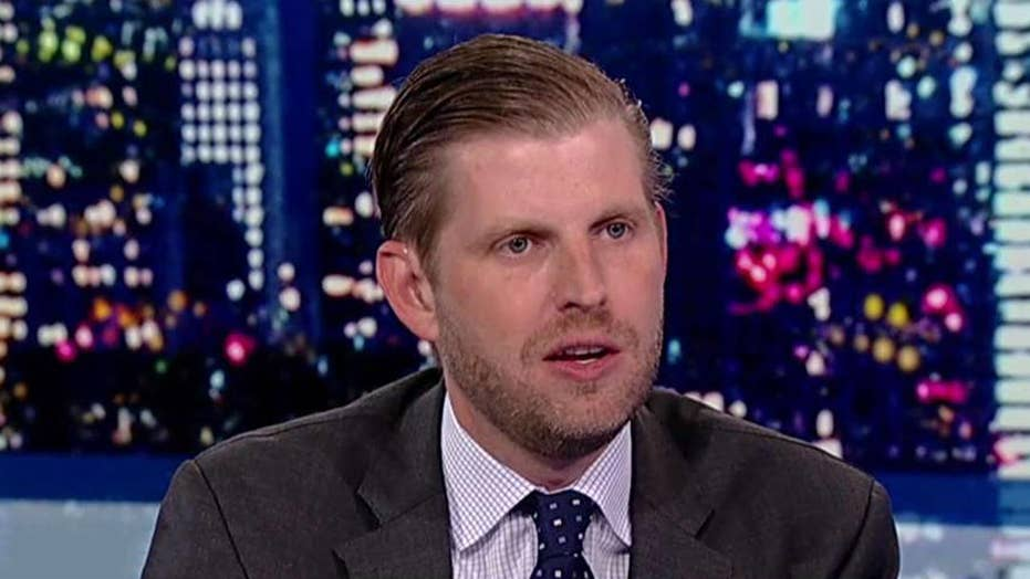 Eric Trump reacts to the first 2020 Democratic presidential debate