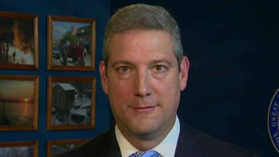 Rep. Tim Ryan calls Trump's historic visit to the DMZ an 'appeasement tour'