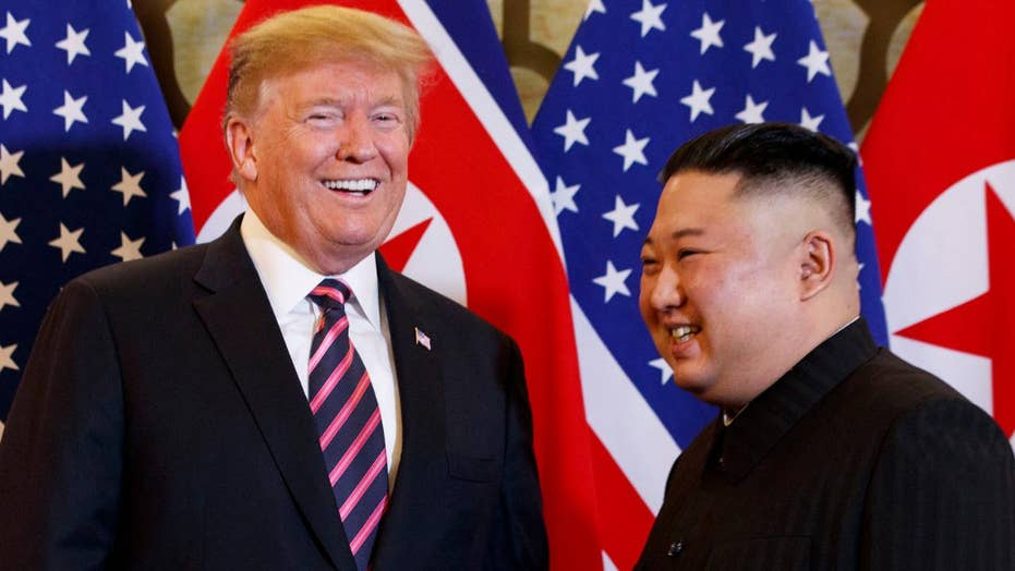 Trump-Kim visit dominates news