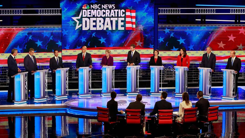 2020 Democratic presidential candidates promise health care to undocumented immigrants