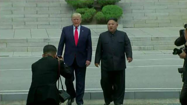 Trump, Kim agree to revive nuclear negotiations
