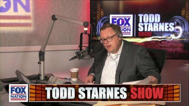 Todd Starnes and Danielle Stella