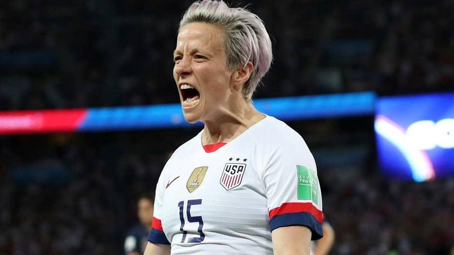 Soccer star disses Trump