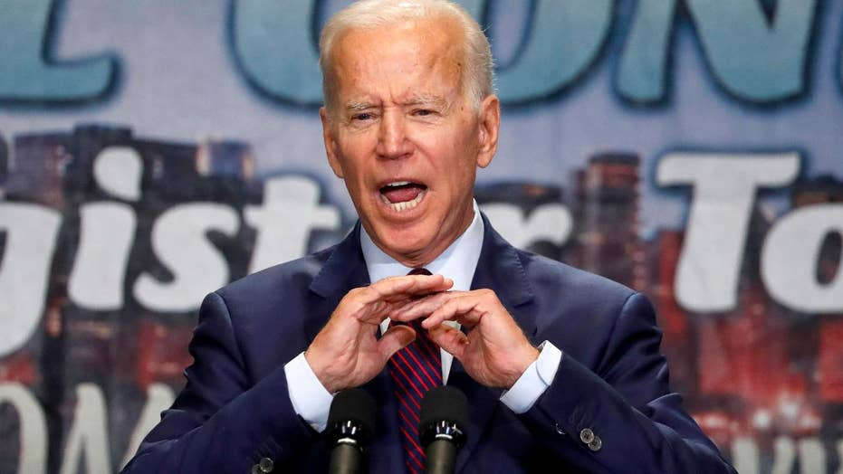 Behind Biden and the bussing battle