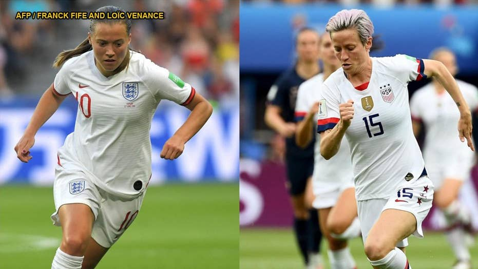 US women's soccer staffers make controversial visit to England's hotel ahead of Women's World Cup semifinal