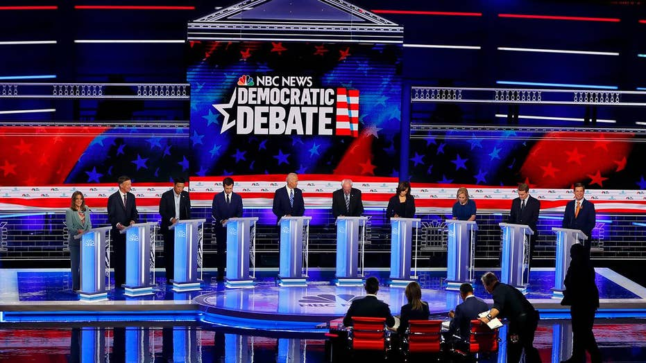 First debates show divide between Democrats on health care