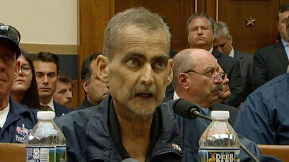 Officials honor hero 9/11 first responder Luis Alvarez with renaming of local park near home