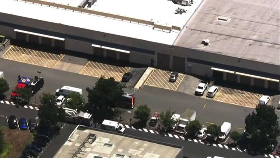 Sarin scare at Facebook mailing facility in California