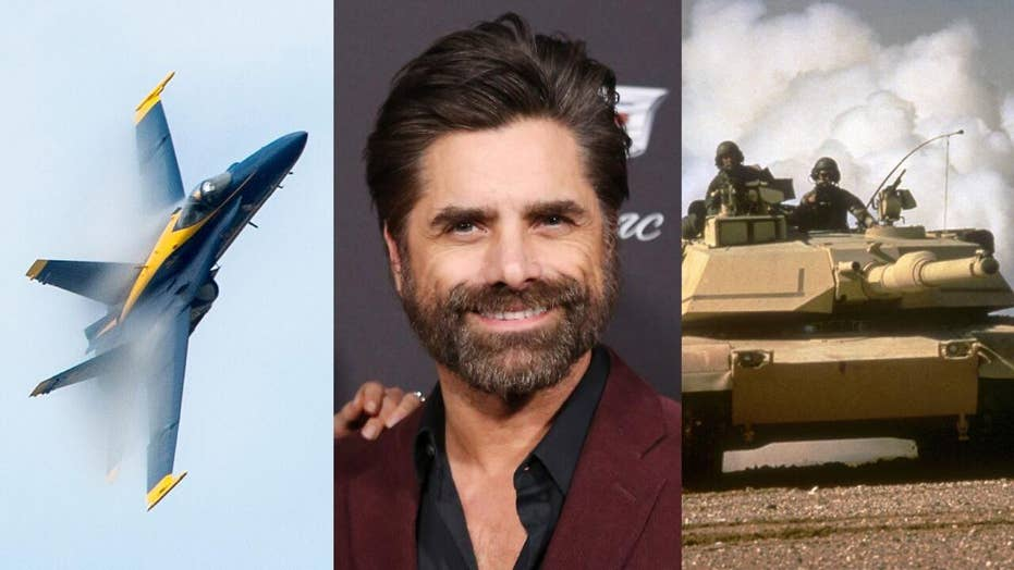 Blue Angels, John Stamos … and tanks? DC's July 4th celebrations take shape
