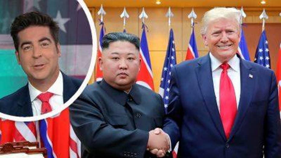 Jesse Watters on Kim-Trump meeting at DMZ