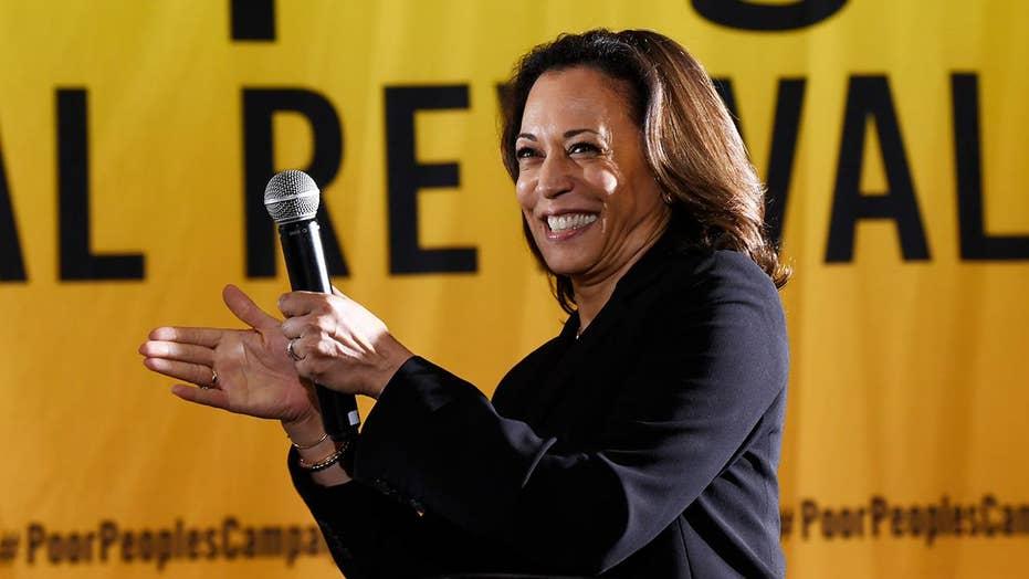 Kamala Harris sees post-debate surge in fundraising, approval numbers